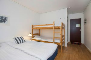 Bed & Breakfast 4-bäddsrum